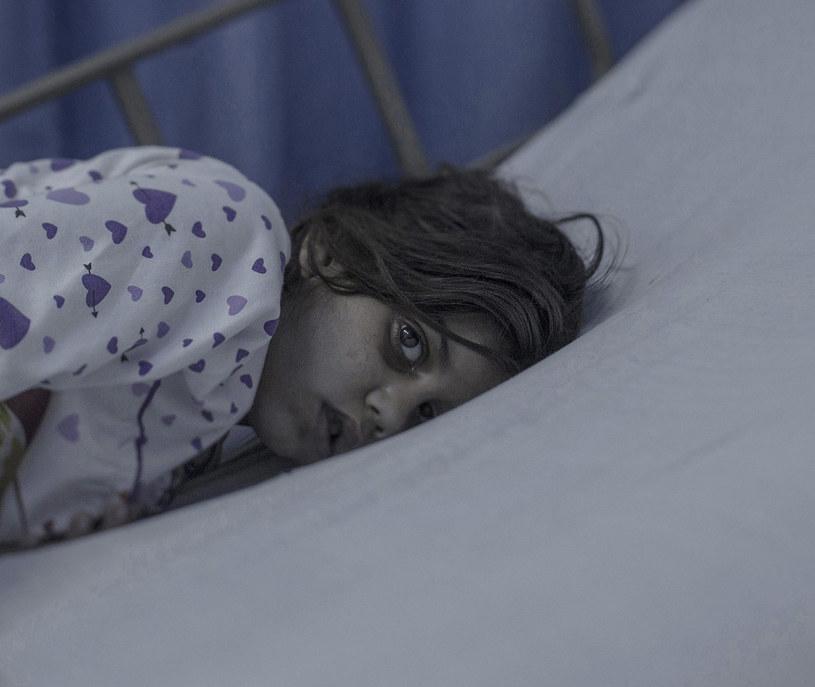 Maram, 8 lat /fot. Magnus Wennman/Aftonbladet/REX Shutterstock /East News