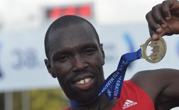 Maraton Warszawski - Kenijczyk Omullo znów zwycięzcą