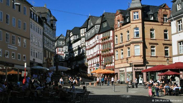 Marburg /Deutsche Welle