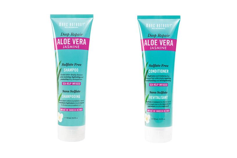 Marc Anthony Deep Repair aloe vera & jasmine /materiały prasowe
