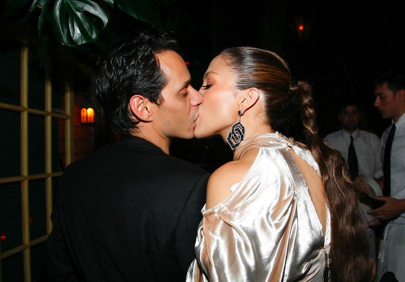 Marc Anthony i Jennifer Lopez /Gabriela Maj /Getty Images