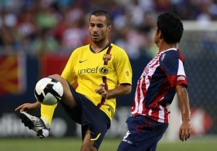 Marc Crosas nie ma zamiaru wracać na Camp Nou. Jest mu dobrze na Celtic Park /AFP