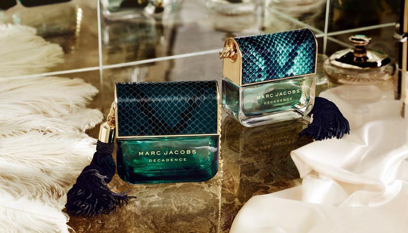 Marc Jacobs Decadence i Divine Decadence /materiały prasowe
