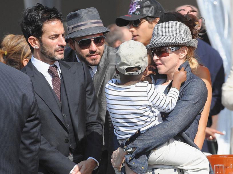 Marc Jacobs, dyrektor artystyczny domu mody Vuitton, jest zafascynowany Madonną  /Getty Images/Flash Press Media