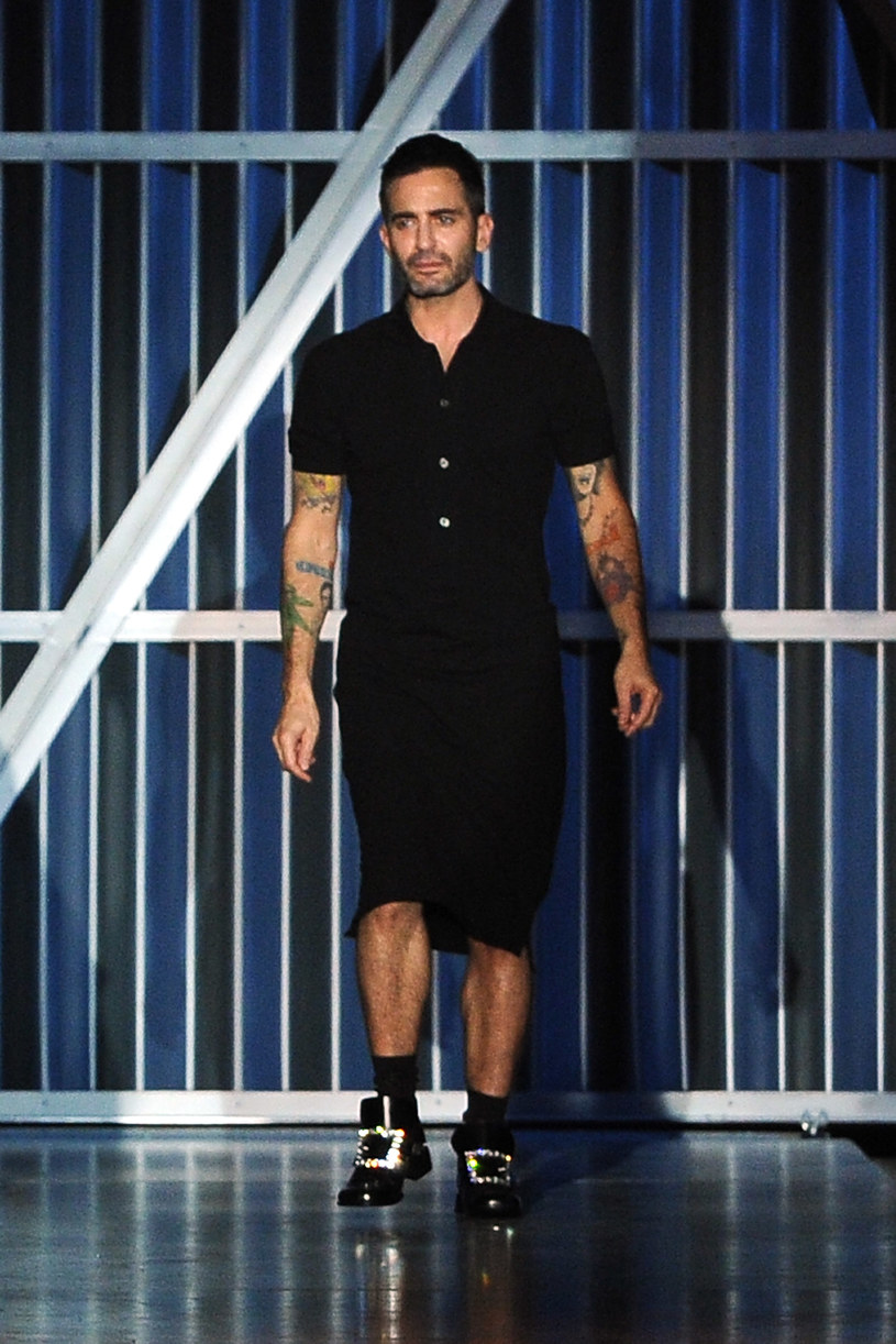Marc Jacobs - dyrektor kreatywny domu mody Louis Vuitton /Getty Images