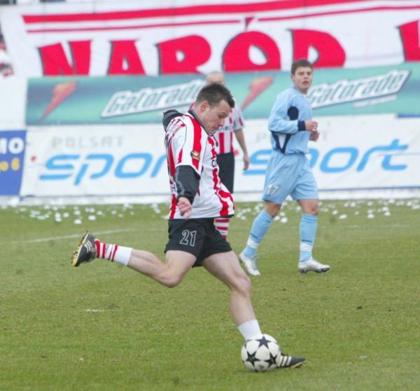 Marcin Bojarski/fot. Tomasz Markowski /Agencja Przegląd Sportowy