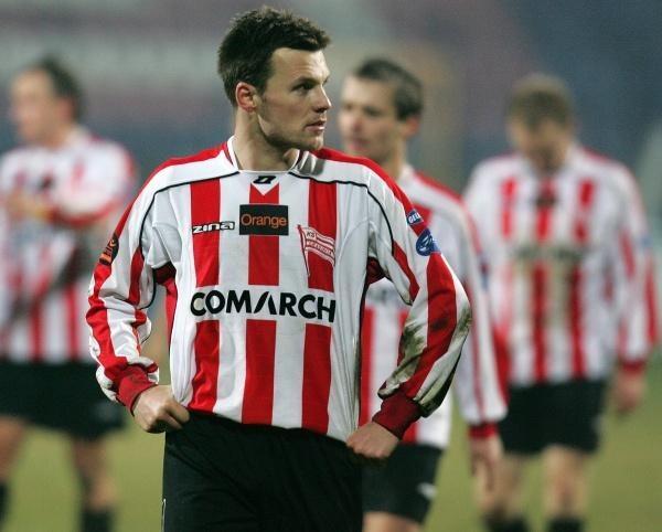 Marcin Bojarski zdobył pierwszego gola w 2006 roku, fot. Łukasz Grochala /Agencja Przegląd Sportowy