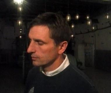 Marcin Brosz przed końcówką sezonu Ekstraklasy. Wideo