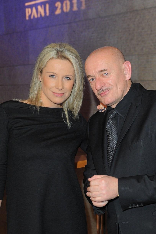Marcin Daniec jest od lat w szczęśliwym małżeństwie /East News
