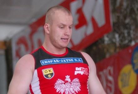 Marcin Dołęga Fot. Mariusz Kraczaniec /Agencja Przegląd Sportowy