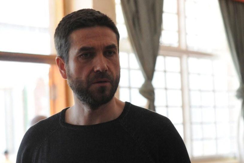 """Marcin Dorociński w serialu """"Cape Town"""" /materiały prasowe"""
