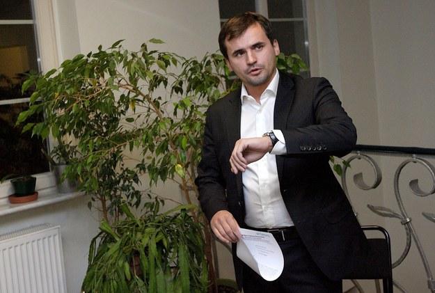 Marcin Dubieniecki zatrzymany przez CBA