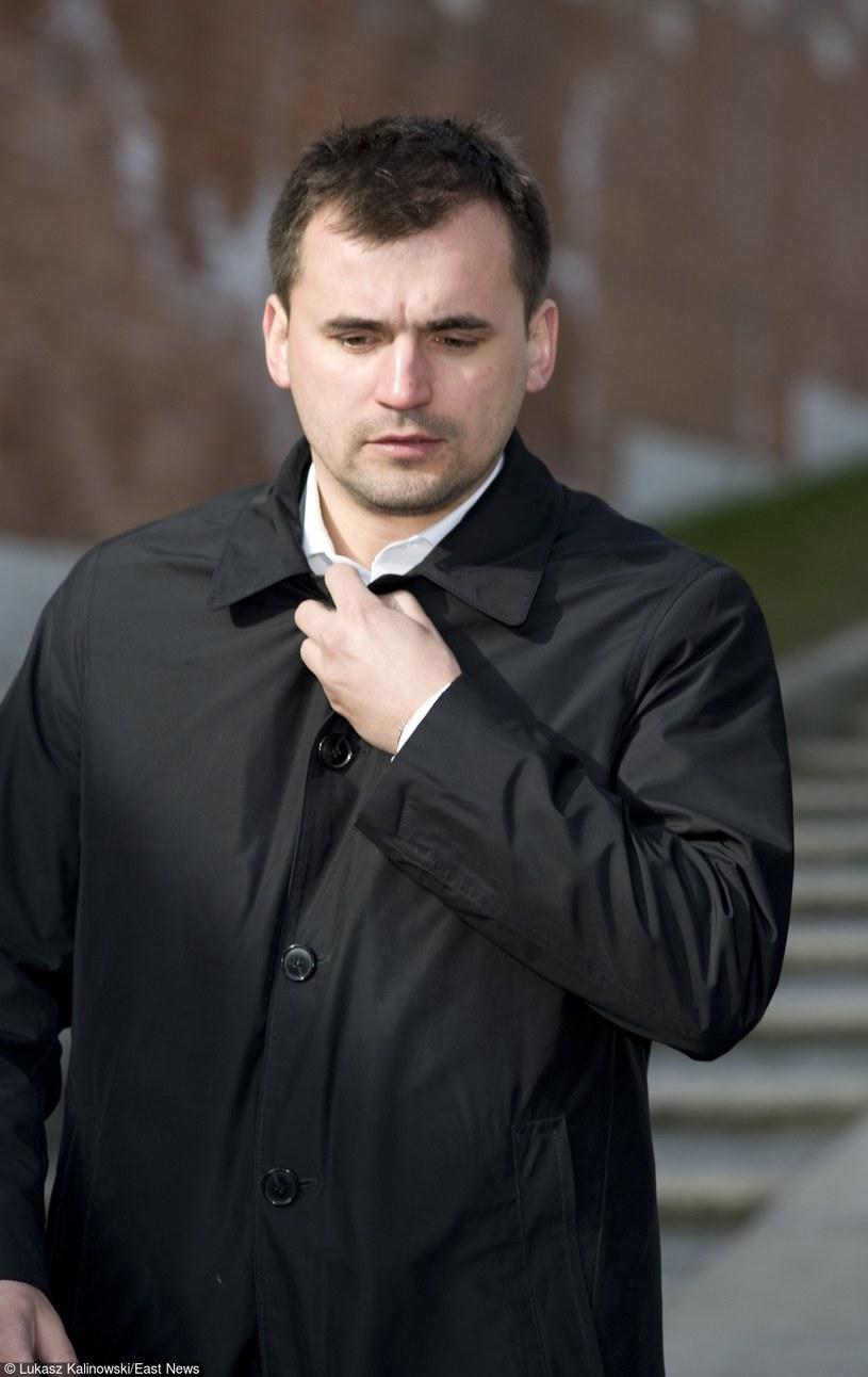 Marcin Dubieniecki /LUKASZ KALINOWSKI /East News