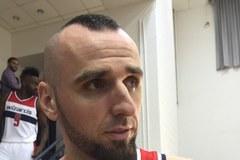 Marcin Gortat: Chciałbym być nawet lepszym zawodnikiem niż w poprzednim sezonie