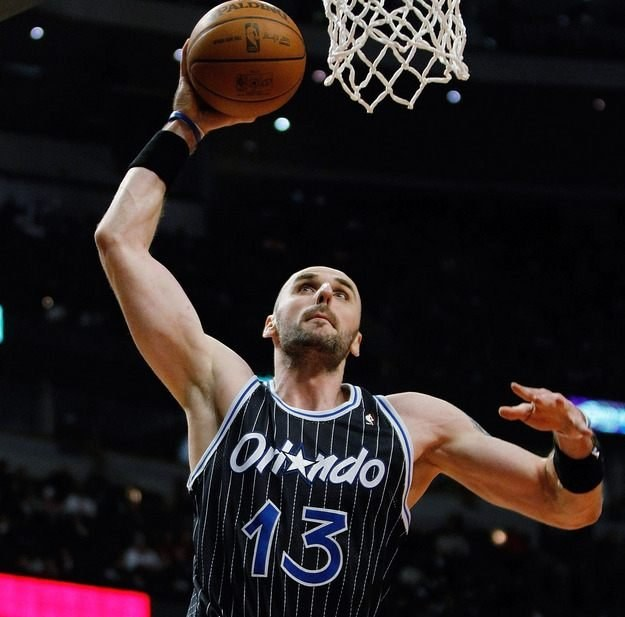 Marcin Gortat, koszykarz Orlando Magic /AFP