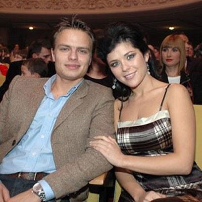 Marcin Hakiel i Kasia Cichopek/fot. Andrzej Szilagyi /MWMedia