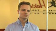 Marcin Hakiel: Nie będziemy się z Kasią pchać drzwiami i oknami do telewizji