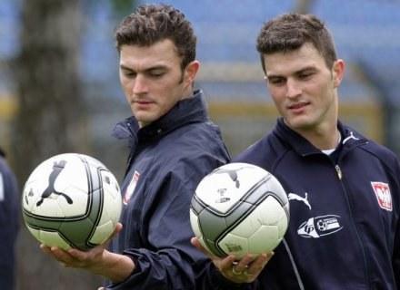 Marcin i Michał Żewłakowowie, fot. Łukasz Grochala /Agencja Przegląd Sportowy
