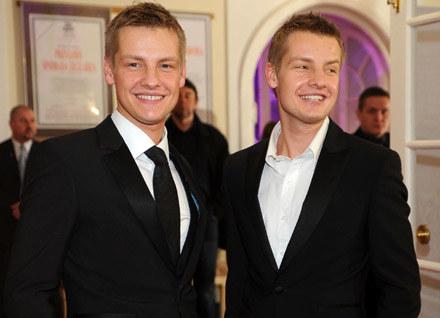 Marcin i Rafał Mroczek, fot. Andras Szilagyi /MWMedia