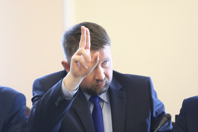 Marcin Kierwiński: jest bezsporne, że od strony moralnej pieniądze od Niemiec Polsce się należą /Stanisław Kowalczuk /East News