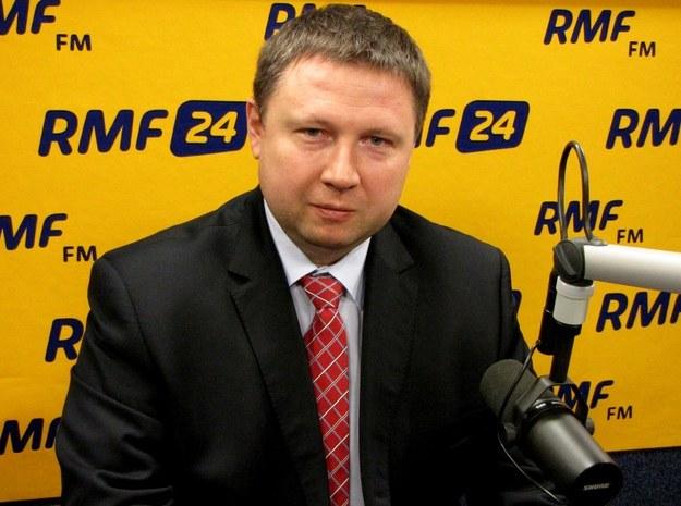 Marcin Kierwiński /AFP