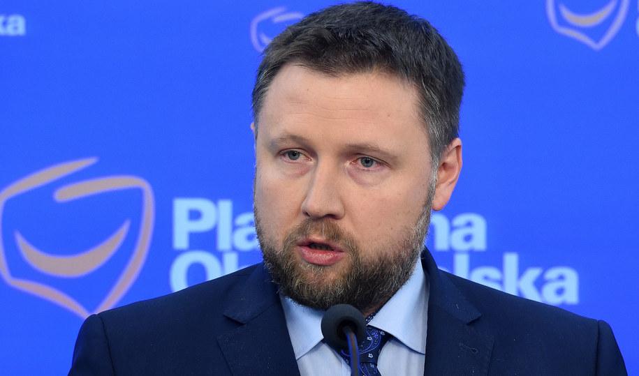 Marcin Kierwiński /PAP/Radek Pietruszka    /PAP