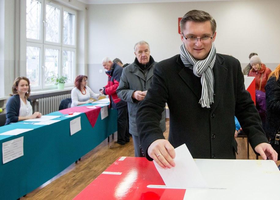Marcin Krupa został nowym prezydentem Katowic /Andrzej Grygiel;  /PAP