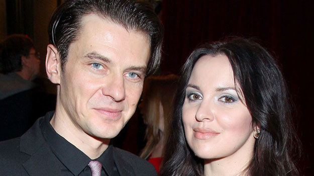 Marcin Kwaśny poznał swoją żonę Dianę na... przejściu dla pieszych na ulicy Ząbkowskiej w Warszawie /Agencja W. Impact