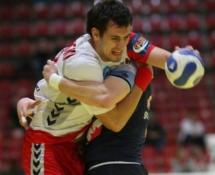 Marcin Lijewski, fot: Marek Biczyk /Agencja Przegląd Sportowy