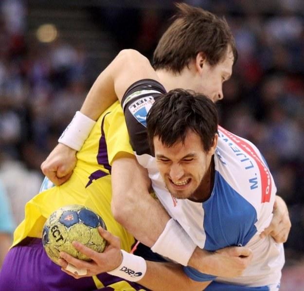 Marcin Lijewski wraz z drużyną HSV zdobył Puchar Niemiec w piłce ręcznej /Getty Images/Flash Press Media