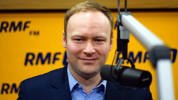 Marcin Mastalerek /RMF FM