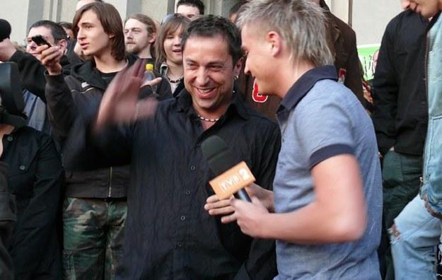 Marcin Miller, fot. Tomek Piekarski  /MWMedia