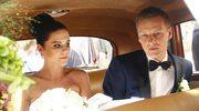 Marcin Mroczek z żoną świętują rocznicę ślubu