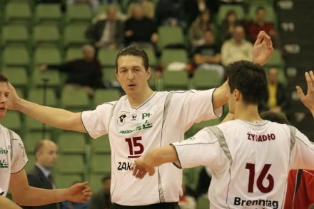 Marcin Nowak Fot. Adam Jastrzębowski /Agencja Przegląd Sportowy