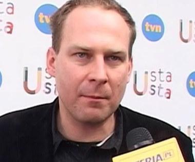 "Marcin Perchuć o ""Ustach..."""