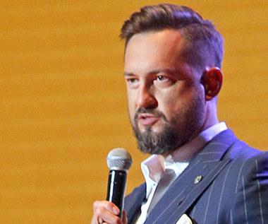 Marcin Prokop o sylwestrze w Krakowie