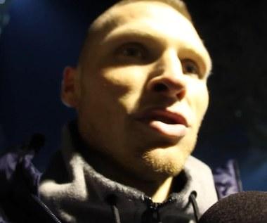 Marcin Robak: Bardzo się cieszę, że piłka mnie szuka