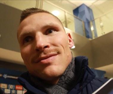 Marcin Robak o meczu Lech - Śląsk 3-0. Wideo