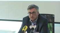 Marcin Stefański o Ekstraklasie: Najpierw standardy, potem powiększanie ligi