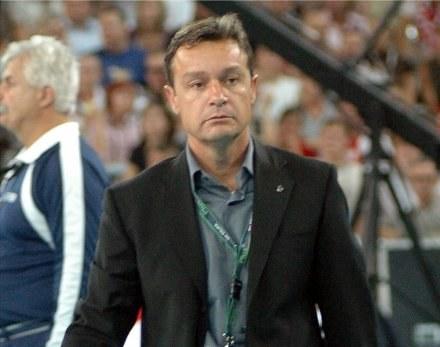 Marco Bonitta Fot. Piotr Sumara /Agencja Przegląd Sportowy