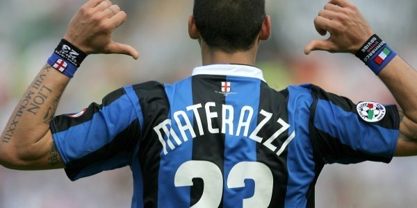 Marco Materazzi /AFP