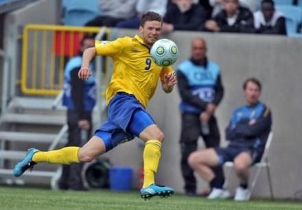 Marcus Berg może zagrać w Fulham. Anglicy chcą go kupić zamiast Pawła Brożka /AFP