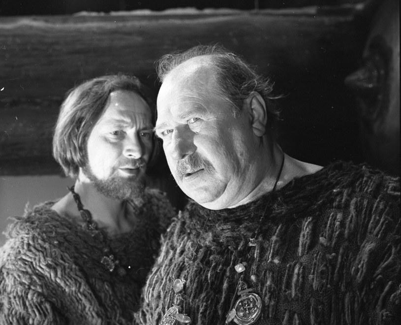 """Marek Bargiełowski i Kazimierz Wichniarz w filmie Jana Rybkowskiego """"Gniazdo"""" (1974) /East News/POLFILM"""