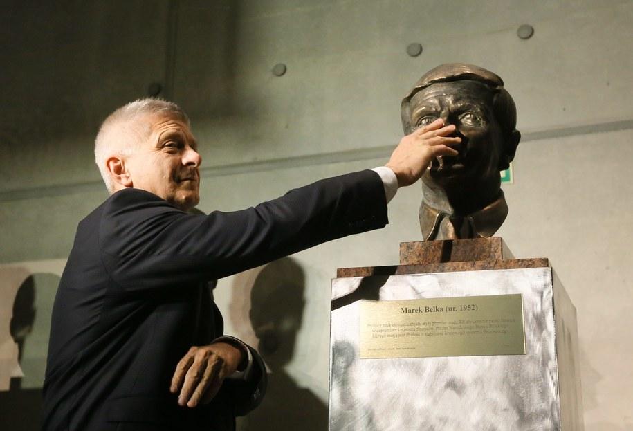 Marek Belka /Paweł Supernak /PAP