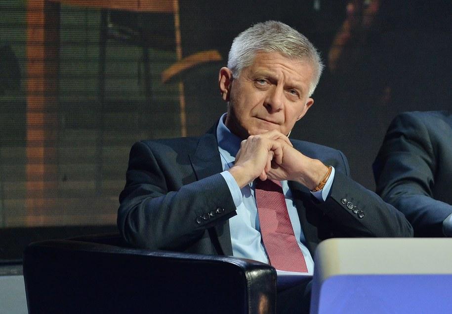 Marek Belka /Ireneusz Sobieszczuk /PAP