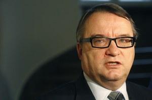 Marek Biernacki nowym ministrem sprawiedliwości