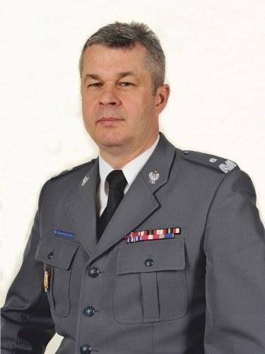 Marek Działoszyński /Policja