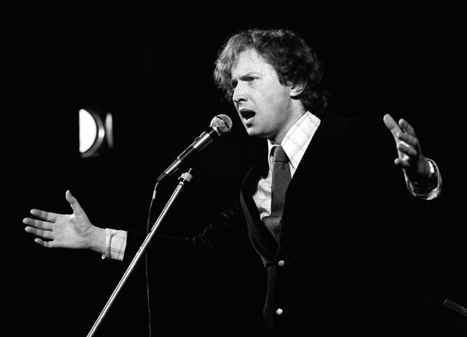 Marek Grechuta na zdj. z 1978 roku /Maciej Sochor /PAP