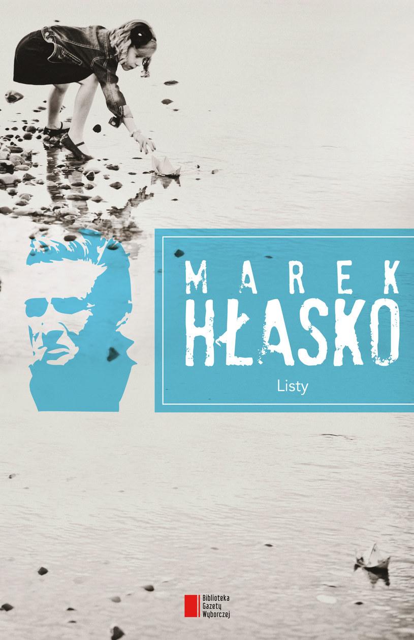 Marek Hłasko. Listy /Styl.pl/materiały prasowe