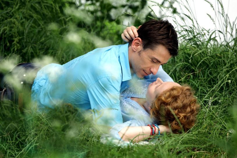 Marek i Ewa są razem bardzo szczęśliwi. /Agencja W. Impact